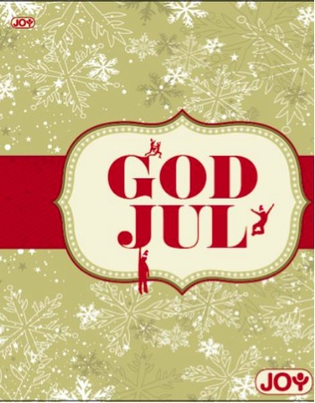 JOY god jul
